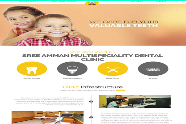 ktg-Sree Amman Dental Clinic