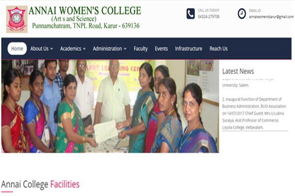 Annai Women's College